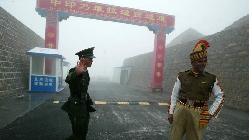Vụ đụng độ không tiếng súng và xung đột biên giới triền miên Trung - Ấn