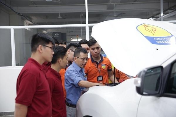 Tham khảo điểm chuẩn và học phí ngành công nghệ ô tô