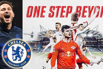 """Chelsea công bố hợp đồng """"bom tấn"""" Timo Werner"""
