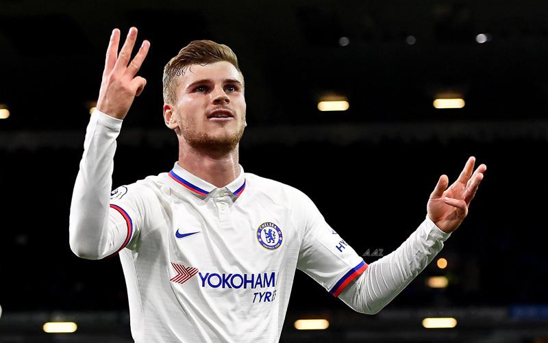Chelsea công bố hợp đồng 'bom tấn' Timo Werner