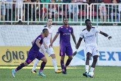 HAGL đánh rơi chiến thắng trước Sài Gòn FC