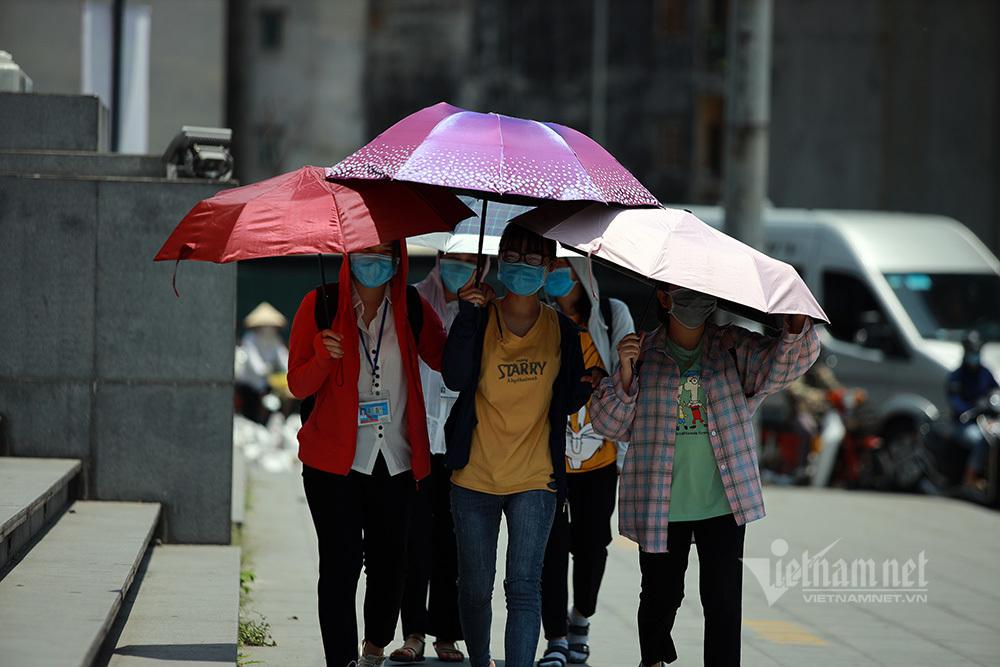 Dự báo thời tiết 19/6, Hà Nội và các tỉnh miền Bắc đón đợt nắng gắt
