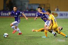 Hà Nội FC thua SLNA trong ngày sinh nhật lần thứ 14