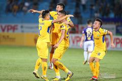 Tám năm mới thắng Hà Nội FC, HLV SLNA nói điều bất ngờ