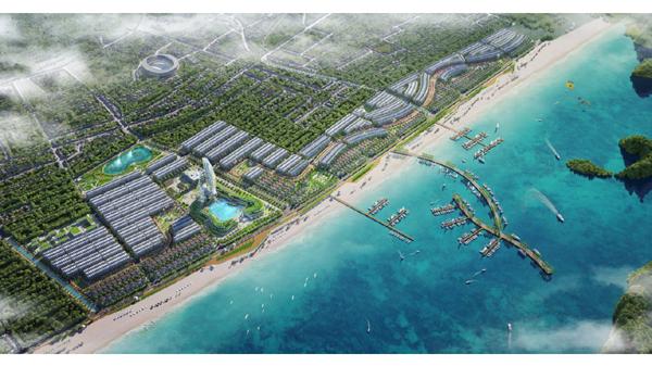 Dự án đất nền Cẩm Phả tiếp tục ra mắt giới đầu tư Hạ Long