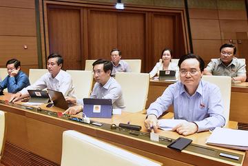 Quốc hội đồng ý bổ sung hơn 23.400 tỷ đồng đầu tư cao tốc Bắc - Nam