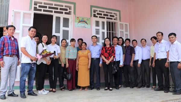 'Mái ấm yêu thương' đến với người nghèo Bình Thuận
