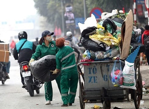 Law on environmental protection,garbage collection fees,weight or size using custom bags