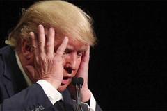 Một tuần tồi tệ của ông Trump