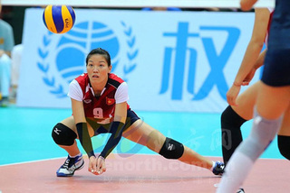 Ngoc Hoa, a volleyball pioneer of Vietnam