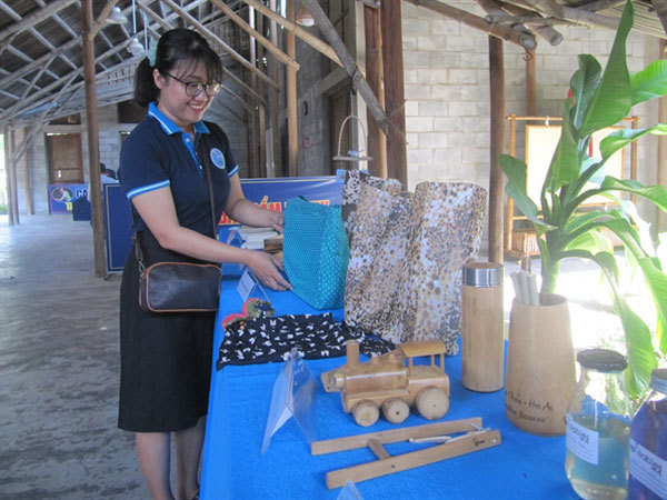Hoi An,promoting 'green' tourism product,zero-waste agriculture,reduction of plastic bags and 3-Rs