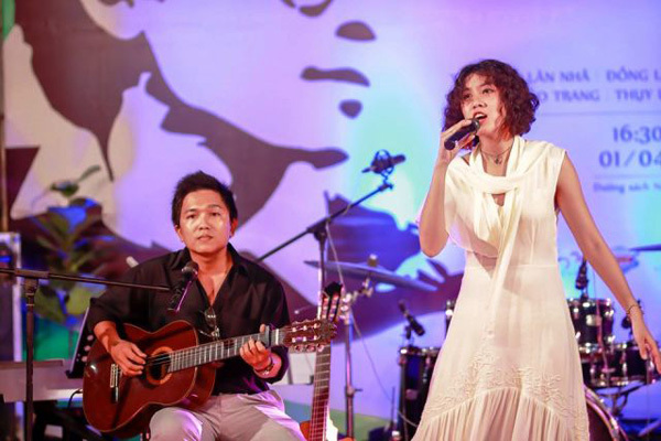 Concert in memory of famous songwriter Trinh Cong Son