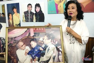 NSND Kim Cương tiết lộ mối duyên đặc biệt với người làm báo