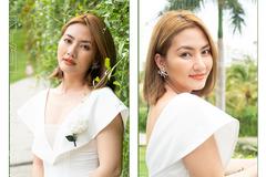 Ngọc Lan: 'Tôi tăng 20 kg sau sinh, khóc giữa shop quần áo vì xấu'