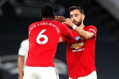 MU giành điểm trên tay Tottenham: Câu trả lời của Pogba