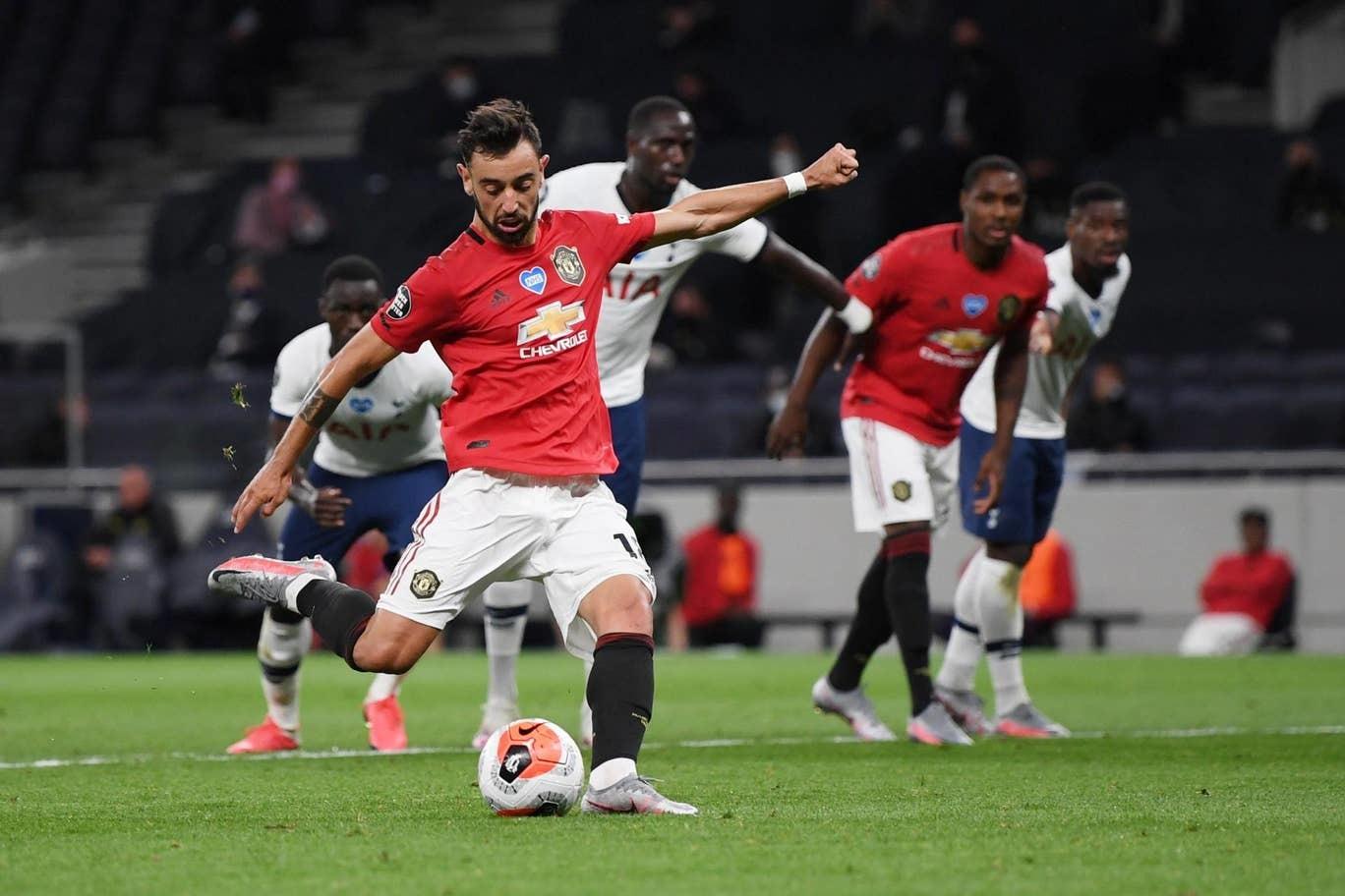 Mourinho bức xúc đòi trừng phạt Bruno Fernandes