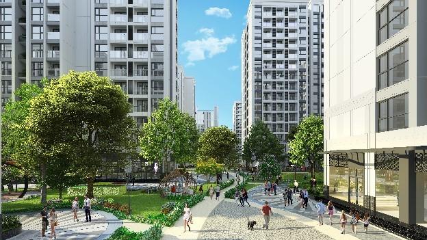 Khám phá căn hộ cao cấp liền kề khu 'thượng lưu' Vinhomes Riverside
