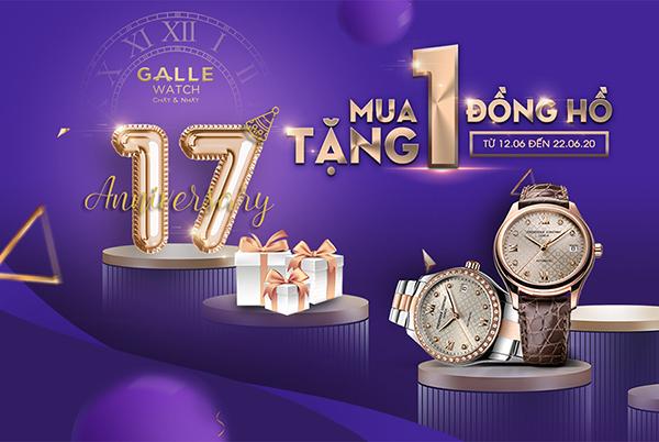 Galle Watch, hành trình 17 năm đưa đồng hồ 'chất' tới người Việt