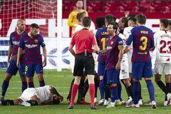Barca mất điểm, Pique bi quan La Liga về tay Real Madrid