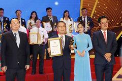 Ceragem vào Top 10 Thương hiệu tiêu biểu Châu Á-Thái Bình Dương