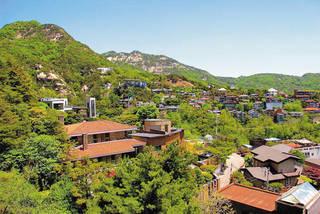 Biệt khu nhà giàu, những biệt thự ẩn mình giữa núi rừng