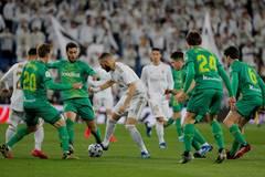 Lịch thi đấu vòng 30 La Liga