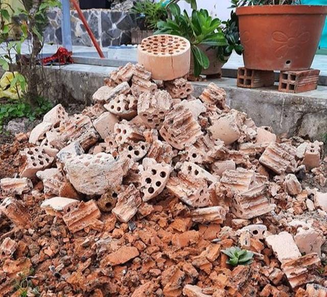 Hết lá bàng, dân chơi lại lùng mua than tổ ong đã qua sử dụng