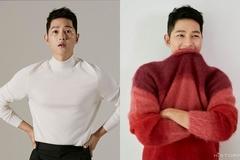 Song Joong Ki tái xuất rạng rỡ, tươi trẻ dù đã 35 tuổi