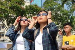 Danh sách các địa điểm quan sát nhật thực tại Việt Nam