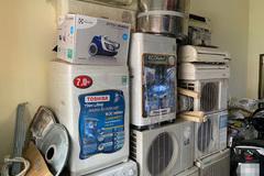 Thuê máy lạnh nhiều rủi ro