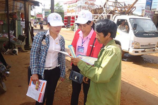 BHXH tỉnh Đắk Nông triển khai hiệu quả mô hình mới