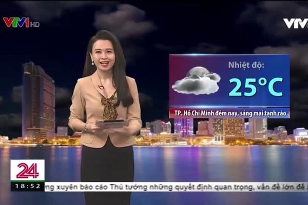 Bí quyết trẻ lâu của BTV thời tiết đông con nhất VTV