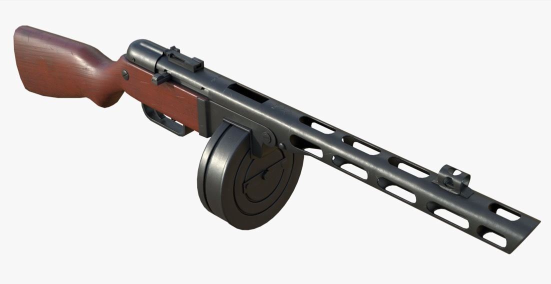 Khẩu súng huyền thoại giúp Hồng quân chiến thắng trong Thế chiến II