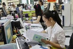Phối hợp với Chi cục Thuế thống kê số doanh nghiệp đóng thuế chưa tham gia BHXH