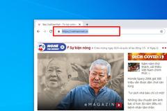 Cách để Chrome luôn hiện URL đầy đủ trên thanh địa chỉ
