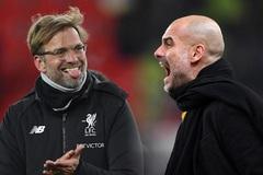 Jurgen Klopp vượt Pep Guardiola ở Premier League