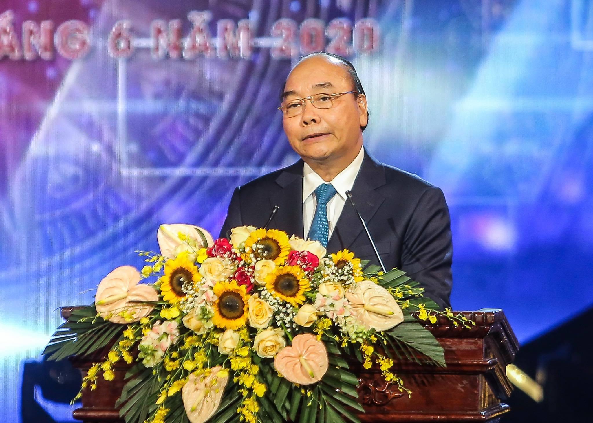 Thủ tướng: Báo chí tạo sự đồng thuận, khát vọng Việt Nam hùng cường