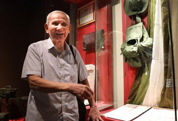Vietnam Press Museum,journalism,dangerous job,war correspondents,frontline,'Lucky' hammock