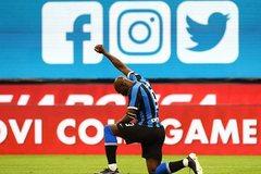 Lukaku tỏa sáng, Inter thắng nghẹt thở Sampdoria