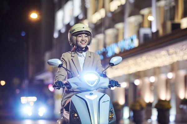 Blue Core - 'át chủ bài' tiết kiệm xăng của xe tay ga Yamaha