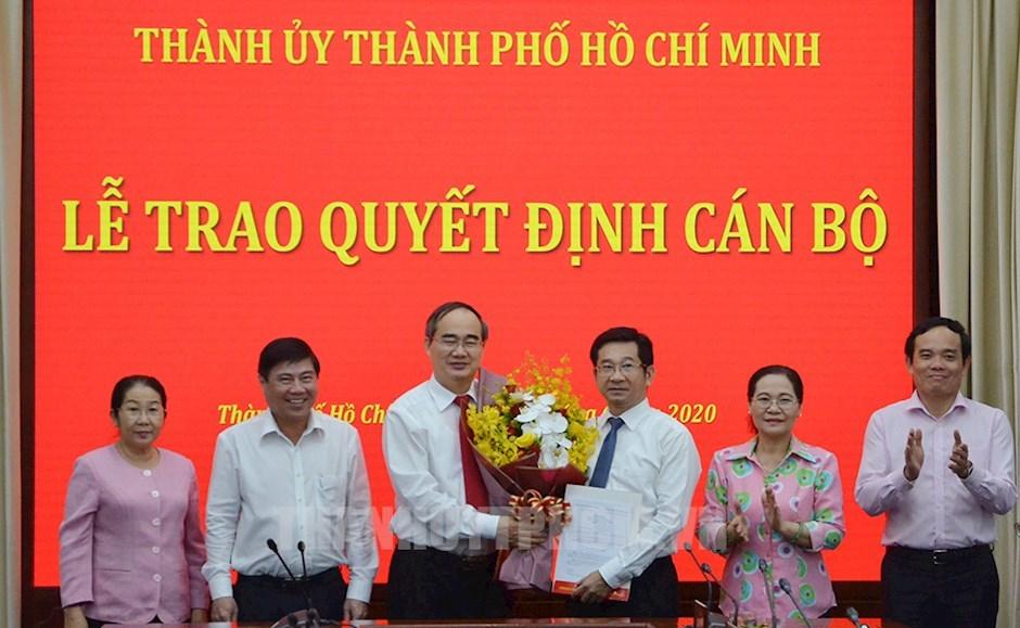Triển khai quyết định của Ban Bí thư, Thủ tướng về công tác cán bộ