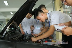 Học ngành kỹ thuật ô tô, lương bao nhiêu?