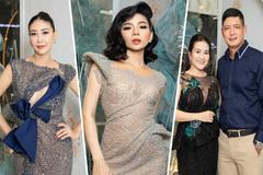 Lệ Quyên khác lạ, Hà Kiều Anh và vợ MC Bình Minh trẻ đẹp