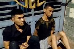 2 thanh niên lao xe vào cảnh sát 911 Đà Nẵng, 1 chiến sĩ bị thương