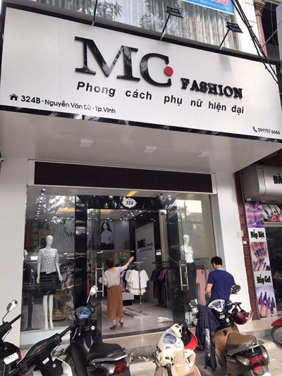 Thời trang MC - tôn vinh nét đẹp phụ nữ Việt
