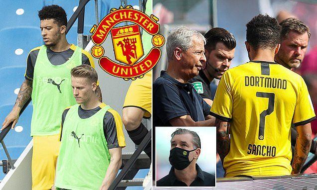 Sancho 'cáo bệnh' nghỉ đá Dortmund, MU sướng rơn