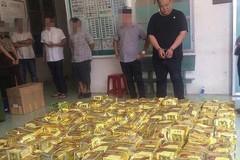 Mang hơn 600 kg ma túy lang thang trên đường