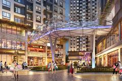 Tổ hợp đa tiện ích phong cách Singapore ở Thái Nguyên