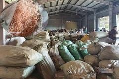100 tấn thảo dược từ Trung Quốc được ngụy trang trong lô hàng củ quả
