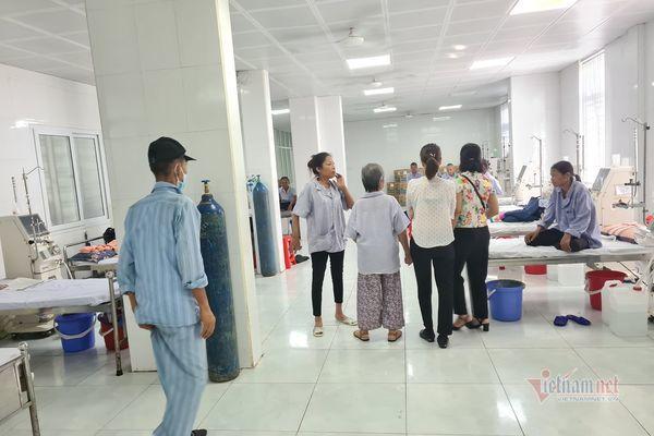 Bệnh viện GTVT Hải Phòng ngừng chạy thận vì lo sự cố 'Hoàng Công Lương'